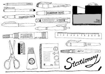 3ステップで家中の文房具を整理!2018年は書けないペンでイライラしない