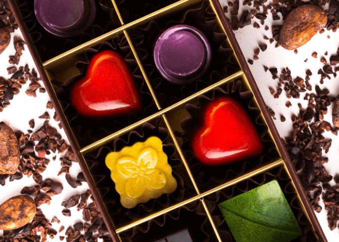 COCO(ココ)の美しいチョコレート「ココ・ショコラ」