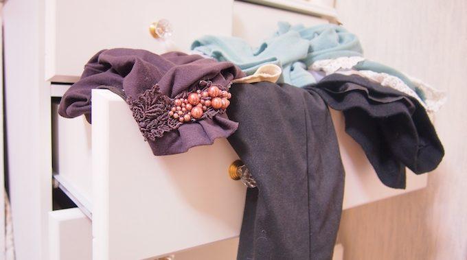 洋服整理の第一歩は持ってる洋服の総点検!