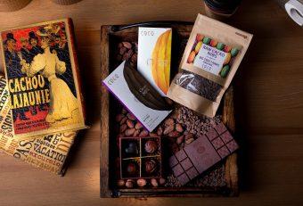 罪悪感なく楽しめる。カカオとスーパーフードを合わせた「COCO」のチョコレート