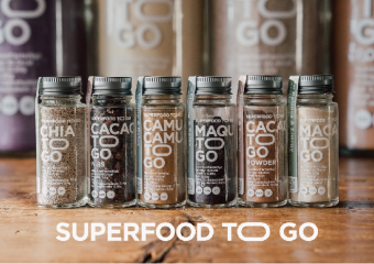 毎日手軽に美しく。スパイス感覚のスーパーフード「SUPER FOOD TO GO」