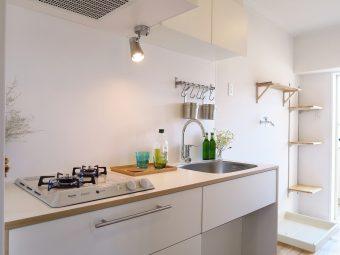 自分好みなキッチンへ。今日からできる、置くだけ簡単キッチンアレンジ術