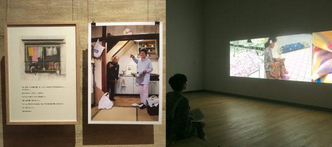 山本麻紀子とアラヤー・ラートチャムルーンスックの作品