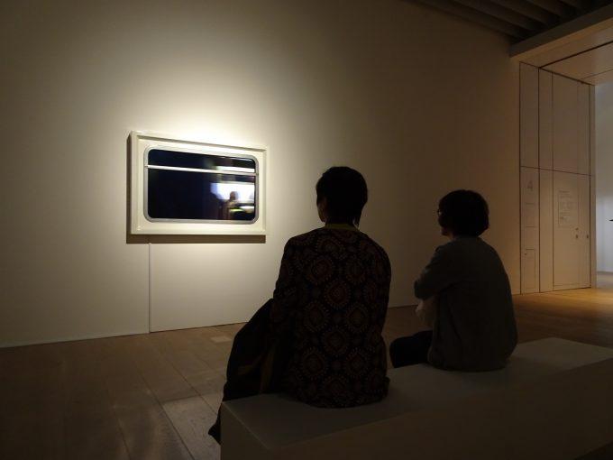 驚く仕掛けが施されている現代アート作品