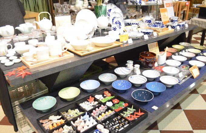 ニシヤマの和食器たち