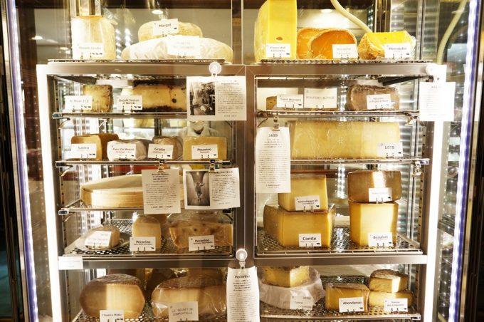 「ドレステーブル」が取り扱っているチーズ
