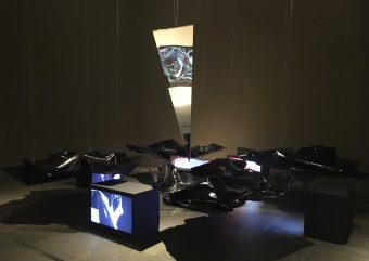 アートとテクノロジーの表現を追う『岡本太郎とメディアアート 山口勝弘ー受け継がれるもの』