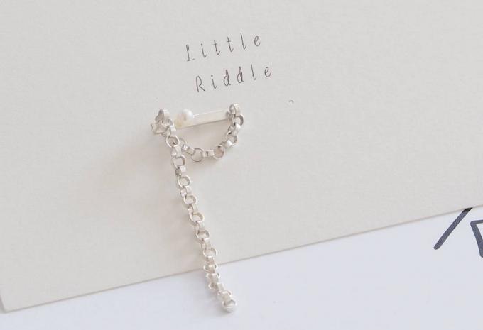 「Little Riddle(リトル リドル)」のパールアクセサリー