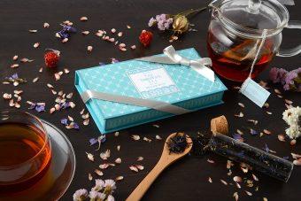 冬のリラックスタイムは「THE THIRD WAVE TEA」の新鮮な紅茶でほっと温まる