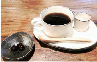 心とからだに優しい黒豆珈琲。京都の町屋カフェ「Bean's Goody」でほっとひと息