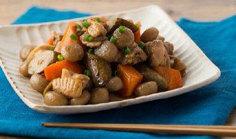 お弁当や作り置きに!冷めてもおいしい「筑前煮」の基本レシピ