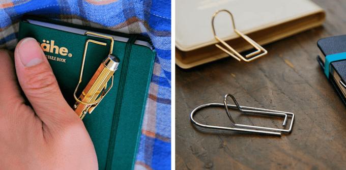 「Pen Hook Clips(ペンフッククリップ)」の写真