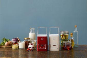 ヨーグルトや甘酒、塩麹も。発酵食品が手作りできるIDEA Labelの「発酵フードメーカー」
