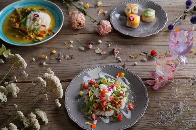 HANABARの料理やドリンクの写真