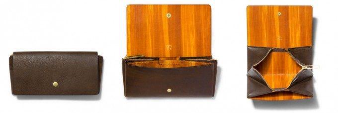 「iqmi(イクミ)」の財布の写真
