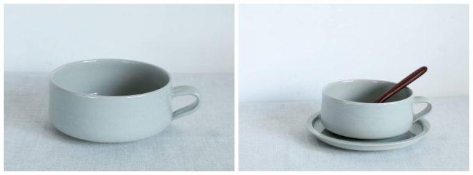 こいずみ みゆきさんのスープカップの写真