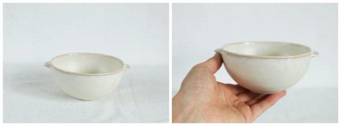 後藤奈々さんの耳付きスープカップの写真