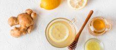 生姜の冷え性対策レシピイメージ