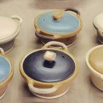 寒い冬の食卓に。優しい温かさをプラスする、松浦唱子さんのつくる「土鍋」