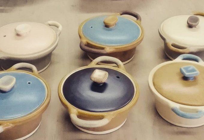 「enfab(エンファブ)の土鍋の写真