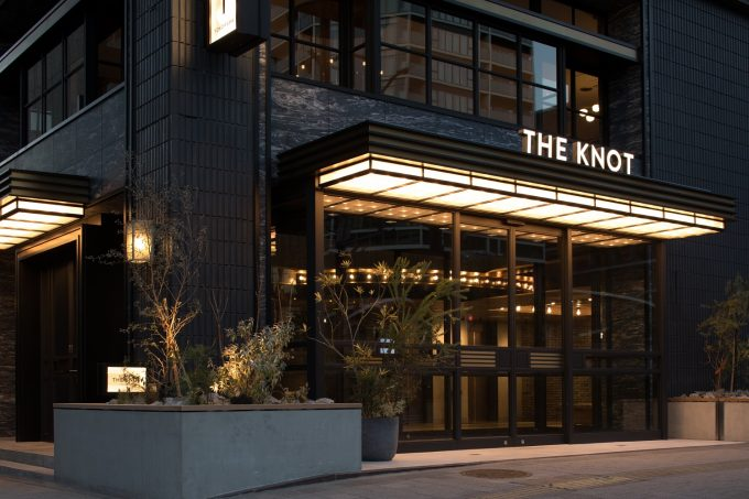 「HOTEL THE KNOT YOKOHAMA」の外観写真