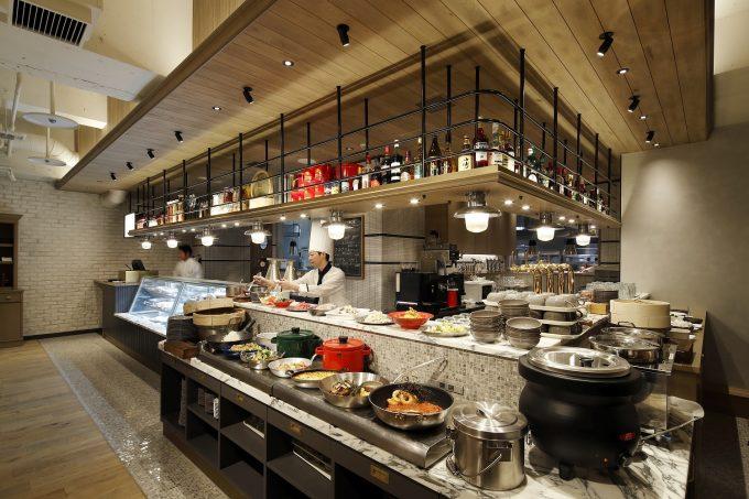 レストラン「PAN WOK」の写真
