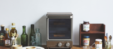 「Vitantonio」の縦型トースターの写真
