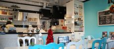「FRUIT & HERBTEA CAFÉ ONE'S」の店内の写真