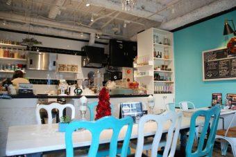 ハーブの恵みを目と舌で味わえる「FRUIT & HERBTEA CAFÉ ONE'S」