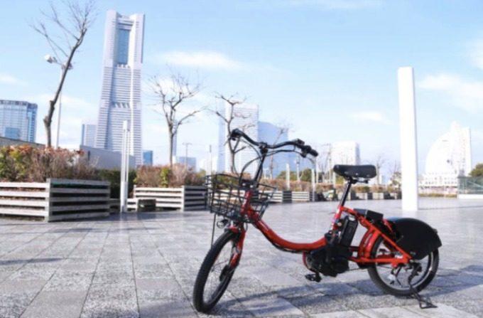 「baybike」の自転車の写真