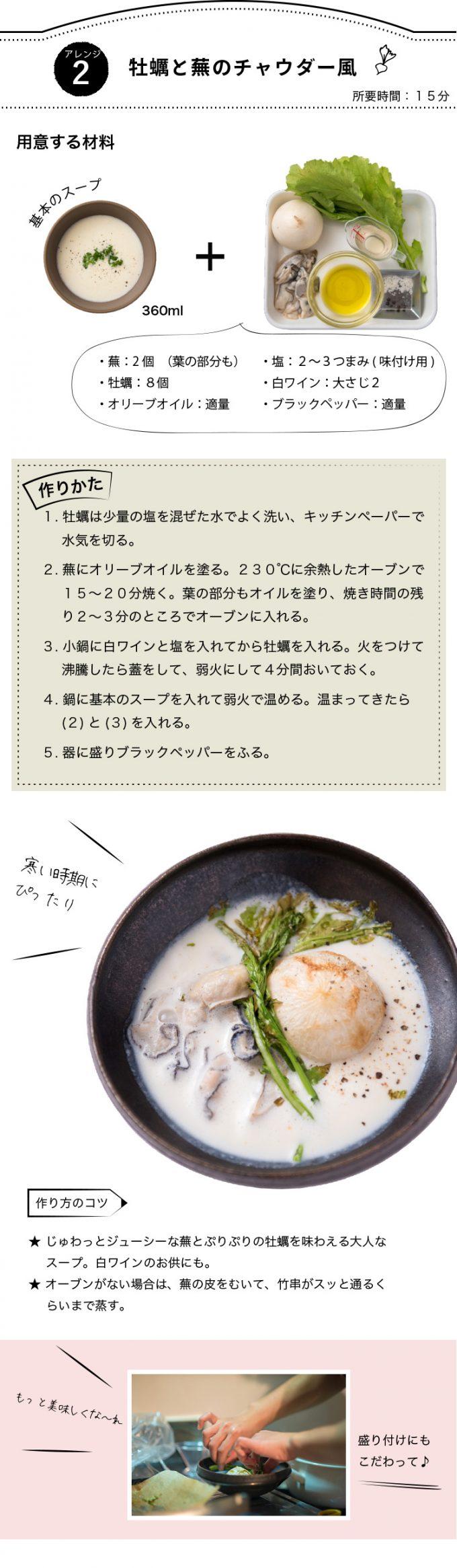 アレンジスープ【オニオングラタン風じゃがいも】レシピ