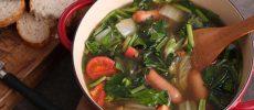 スープボウルの写真