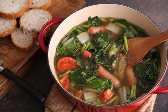 寒い日に、ホッとあったまりに行こう。野菜がたくさん食べられて大満足のスープボウル