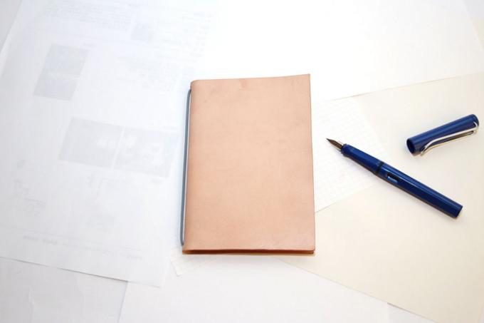 世界に一つのノートが作れる「裏紙ノート」