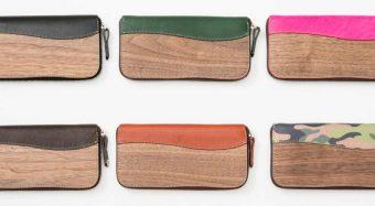 きっかけは1通のメールから。木と革の融合がなんとも言えない風合いを纏う革製品「VARCO」