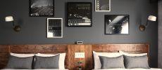 「HOTEL THE KNOT YOKOHAMA」の室内の写真