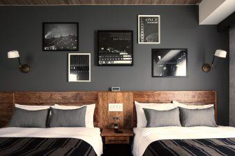お気に入りの家具を購入できる新スタイルのホテル。「HOTEL THE KNOT YOKOHAMA」