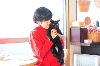猫が教えてくれること「永遠はない」/紙版画作家・坂本さんが出会った猫たちの場合vol.1