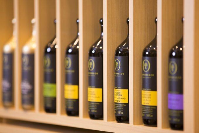オリーブオイル専門店「OLIVIERS&CO(オリヴィエ・アンド・コー)」のオリーブオイル
