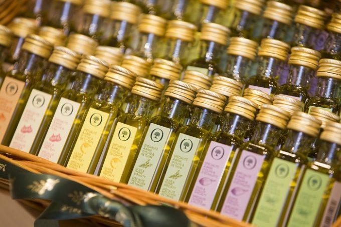 オリーブオイル専門店OLIVIERS&COのアロマティックオイル