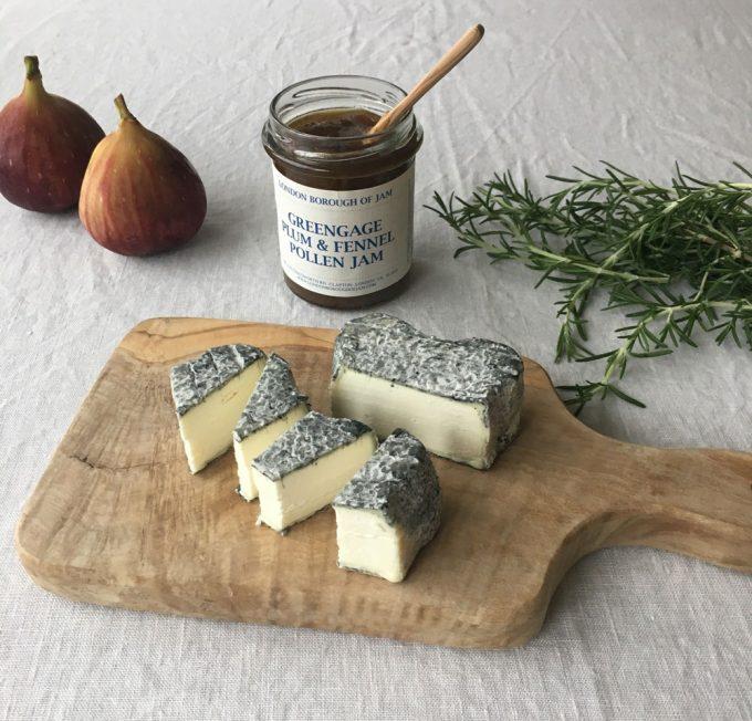 「サンデーフロマージュ」のチーズ2