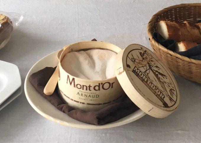 サンデーフロマージュの冬季限定チーズ『モンドール』