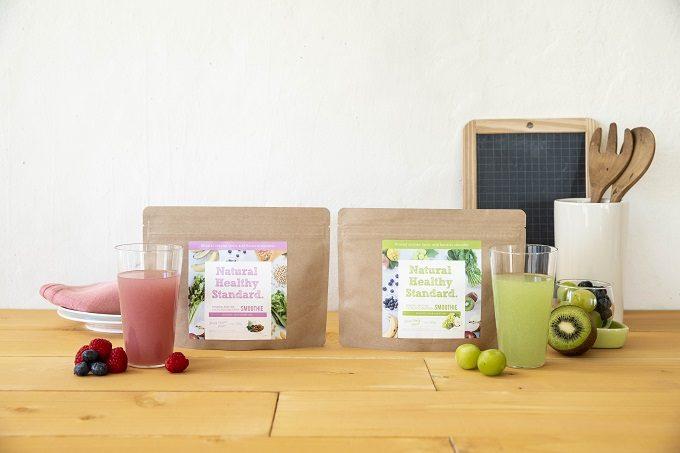 おいしく手軽に栄養を補える「Natural Healthy Standard.」のスムージー2