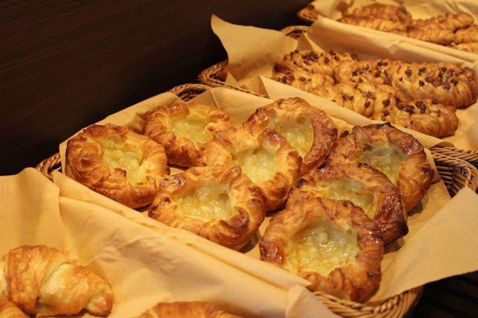 ベーカリーショップ「プチ・シュプール」のパン
