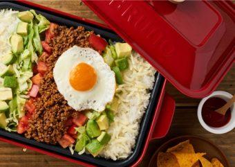 人気のカフェメニューをお家で作ろう。「炒めて本格!タコライス」のレシピ
