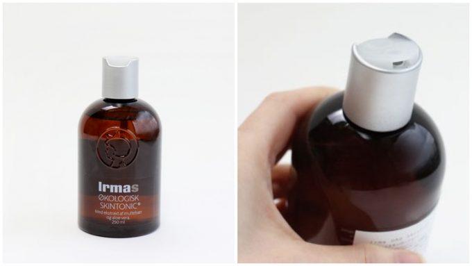インテリアにもぴったりなパッケージのボディ用化粧水