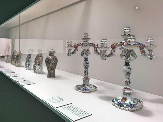 パナソニック汐留ミュージアム「ヘレンド展」の様子3