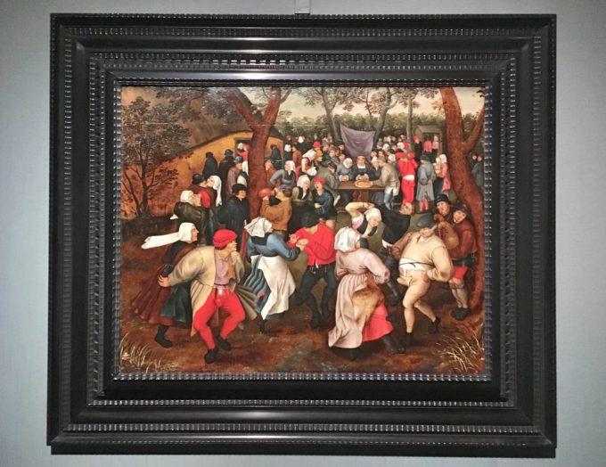 東京都美術館で開催中の『ブリューゲル展 画家一家 150年の系譜』で展示されている作品2