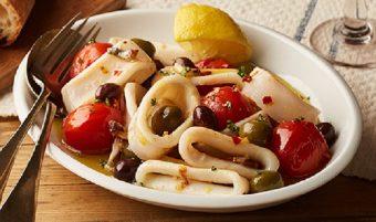 パーティーの一皿にもおすすめ。ぷりぷり食感が絶品「いかのアンチョビソテー」のレシピ