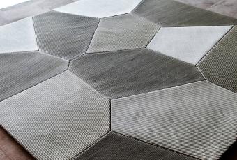 """日本の畳文化に新たな革命をもたらす「草新舎」の""""四角くない畳"""""""